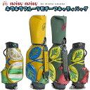 日本正規品 ノイジーノイジー ミエコ ウエサコ noisy noisy by mieko uesako NOISY 9985 レディース ゴルフ キャディバッグ... ランキングお取り寄せ