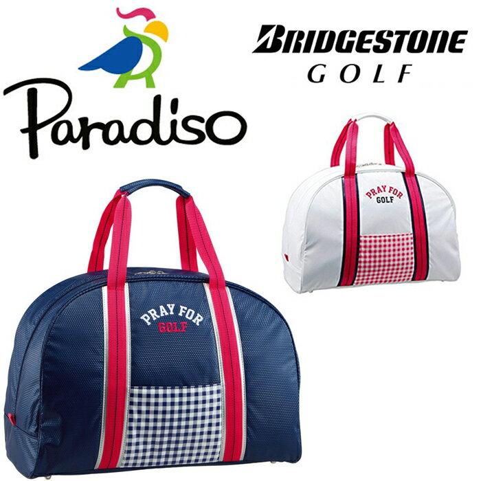 日本正規品 ブリヂストン Paradiso (パラディーゾ)レディース ボストンバッグ BBA054