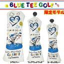 【即納】 限定モデル ブルーティーゴルフ ゴルフクラブ用 ヘッドカバー キャラクタシリーズ 【BLUE TEE GOLF】【バー…