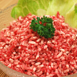 牛ミンチ(500g)【牛肉 ひき肉 挽肉 精肉 ハンバーグ ミートソース ミンチ 冷凍 冷凍食品】
