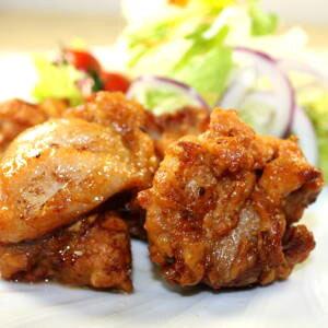 \お弁当にも大活躍/ 鶏もも から揚げ 500g×4袋【鶏肉 鶏もも 無添加 おかず グルメ 冷凍 食品 まとめ買い 送料無料】