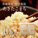 【あす楽】【28年産】茨城県産 特別栽培玄米「あきたこまち」(10kg)