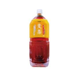 まとめ買い3ケースセット 麦茶 2L×1ケース(6本入) 桂香園