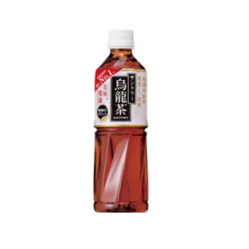 烏龍茶 500ml×1ケース(24本入) サントリー
