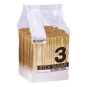 まとめ買い6袋セット スティックシュガー 3g×1袋(300本入) MMC