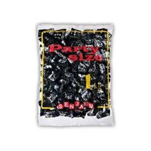 まとめ買い2袋セット ☆黒飴 1袋(1kg・約160粒入) 扇雀飴本舗