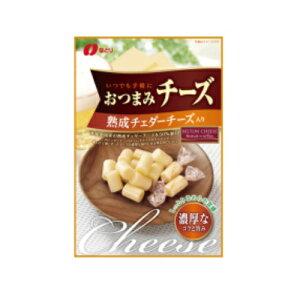 まとめ買い10パックセット ☆おつまみチーズ チェダー 1パック(62g入) なとり