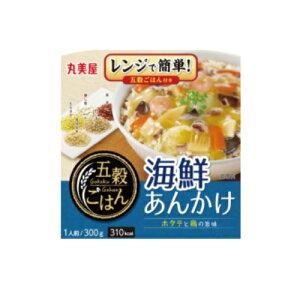 ごはん付きシリーズ 海鮮あんかけ 300g×1セット(24食入) 丸美屋