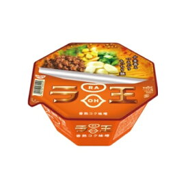 日清 ラ王 香熟コク味噌 122g×1ケース(12食入) 日清食品