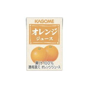 オレンジジュース 業務用 100ml×36本 紙パック