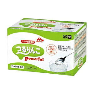 まとめ買い2箱セット ☆つるりんこ Powerful パワフル 1箱(2g×50本入) クリニコ