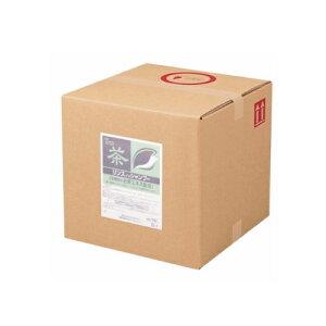 SCRITT スクリット お茶リンスインシャンプー コック付 18L 4336 熊野油脂