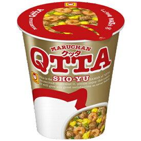 MARUCHAN QTTA SHO-YU 12食 東洋水産