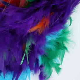 羽根 装飾 『シャンデリー グラデーション』