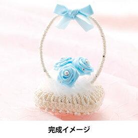 Panami(パナミ) せっけん手芸デコソープ DS-4 白ブルー [香る花かご タカギ繊維 石鹸]