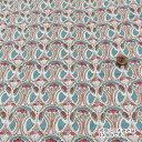 生地 『LIBERTY リバティプリント タナローン マウベリーナ(キルティング)50cm カットクロス/CQ3637278-YE』