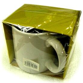 工作 『らくやきマーカー用 白無地マグカップ RMM-500手づくりキット』 陶器 夏休み