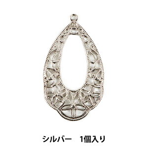 パーツ 『デザインコネクトパーツ #19 シルバー/銀/S』