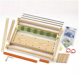 Clover(クロバー) 手織り機 「咲きおり」 60cm(40羽セット)[手織り/織機/手芸用品]