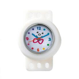『トワコロンパーツ時計パーツ ホワイト』