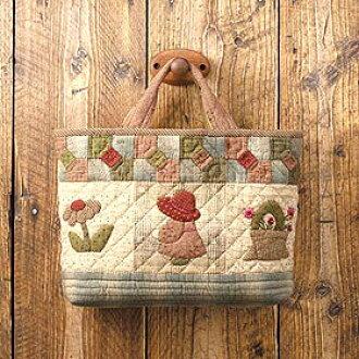 ★ cotton Quilters collection sunbonnet Sue bag