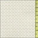 【刺繍用品スペシャル】○コスモ 刺繍布 ジャバクロス55 アイボリー/35