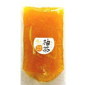 国産 無添加 ゆず茶 500g 木頭ゆず(栽培期間中農薬不使用)