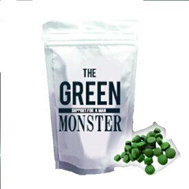 ザ・グリーンモンスター 送料無料 THE GREEN MONSTER サプリ 男性用 サプリメント 自信 持続力 厳選成分 増大 シトルリン