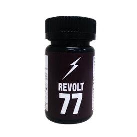 レボルト77 REVOLT77 送料無料 サプリ 男性用 サプリメント シトルリン 自信 持続力 厳選成分 増大 マカ