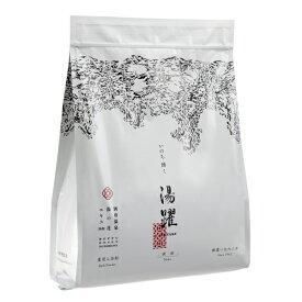 薬用入浴剤 湯躍 無垢 スタンディング袋(1800g) 別府温泉湯の花エキス配合 無香料 無着色料
