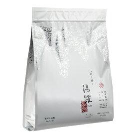 薬用入浴剤 湯躍 月白 スタンディング袋(1500g) 別府温泉湯の花エキス配合