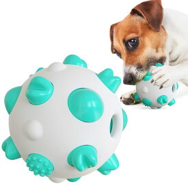 2020最新犬用 噛むおもちゃ 歯磨きボール 噛むボール pet ペットおもちゃ 噛む玩具 知育玩具 犬 おもちゃ おやつボール ペット しつけ用 フィーダー クリーニング お餌入れ 運動不足 ストレス解消 耐久性 丈夫 ボール投げる 犬遊び用 流行り 人気 2020 売れ筋