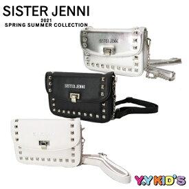【SALE セール】 SISTER JENNI シスタージェニー ショルダーバッグ 鞄 2021 夏物 (Free) スタッズショルダー