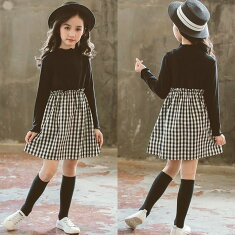 韓国子供服子供ワンピースチュールスカートチュールワンピース