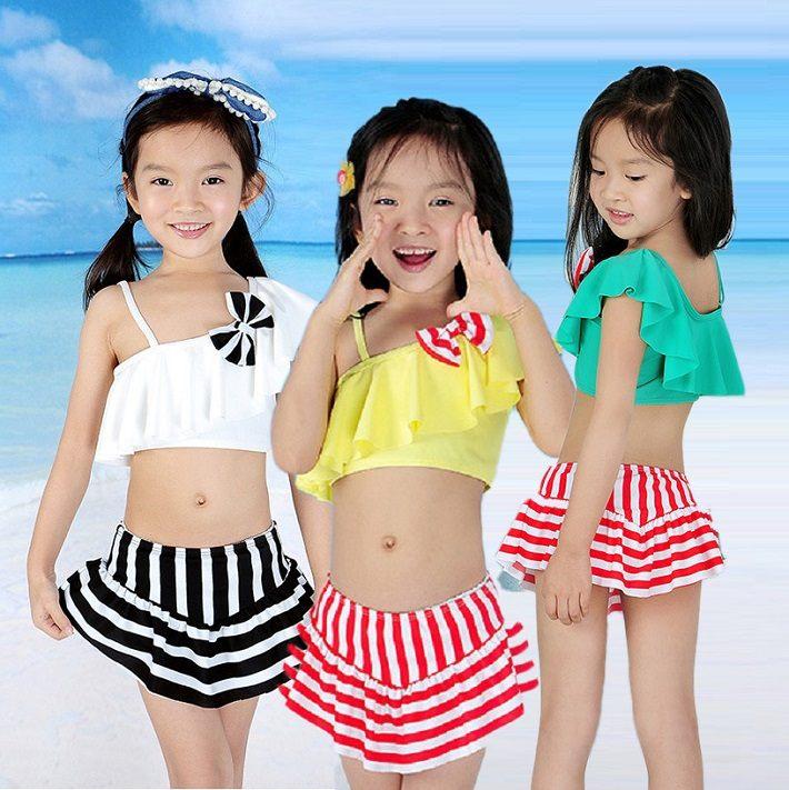 再入荷[BAOBAO]【韓国子供服】fs04gm 10P01Jun14 フリフリ水着 ベビー水着・赤ちゃん水着・キッズ水着・子供水着・ 女の子 女児・ビキニ・水遊び着・スカート水着・ビーチ用品・スイムウエア・プール・子ども 【ピンク】【イエロー】【ブルー】【80-145cm】02P20Sep14