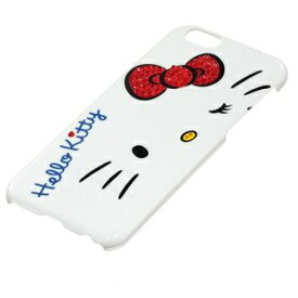 【在庫処分】サンクレスト iPhone6 キティジュエリーカバー ウインク iP6-KT06【送料無料】4982416721099