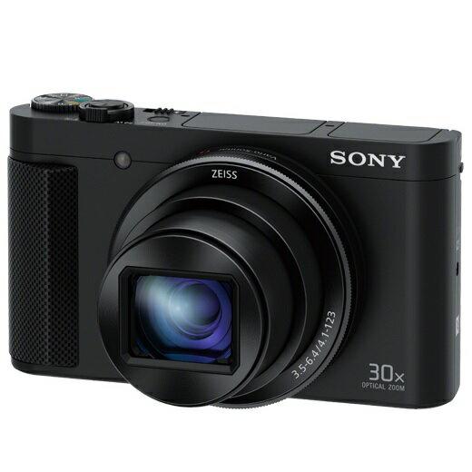 SONY/ソニー デジタルカメラ Cyber-shot DSC-HX90V BC ブラック 光学30倍ズーム 1820万画素 【送料無料(沖縄県を除く)】