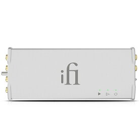 iFi Audio iFi micro iPhono 高性能フォノイコライザー