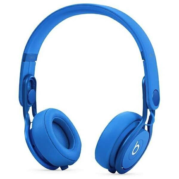 Beats by Dr. Dre ビーツバイドクタードレ Mixr オンイヤーヘッドフォン MHC72PA/A ブルー 【送料無料(沖縄県を除く)】
