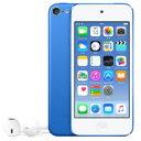 アップル Apple iPod touch 第6世代 2015年モデル 32GB ブルー MKHV2J/A