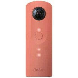 リコー RICOH 360度全天球撮影カメラ THETA-SC ピンク