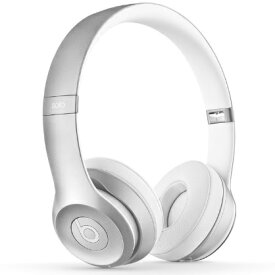 Beats by Dr.Dre ビーツバイドクタードレ solo2 wireless Bluetooth対応 MKLE2PA/A シルバー