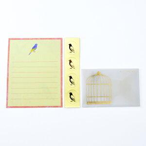 MINI LETTER SET Layered Letter 大人 おしゃれ シンプル かわいい 結婚式 #素敵便 プレゼント ギフト 贈り物 アレンジ [M便 3/25]