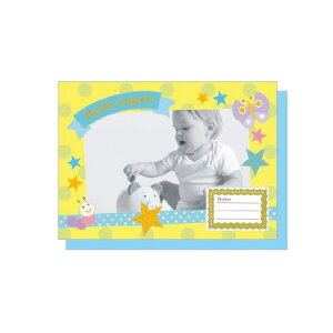 PHOTO FRAME CARD ハッピーボーイ プレゼント ギフト 贈り物 アレンジ [M便 5/25]