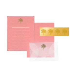 MINI LETTER SET Glassine Letter 大人 おしゃれ シンプル かわいい 結婚式 #素敵便 プレゼント ギフト 贈り物 アレンジ [M便 3/25]