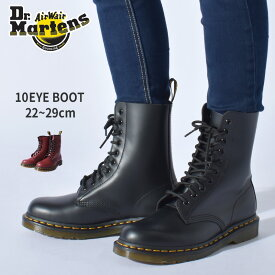DR.MARTENS ドクターマーチン ブーツ 10ホールブーツ 10HOLE BOOT 1490 メンズ レディース 靴 シューズ ブランド レザー カジュアル おしゃれ お出かけ 人気 定番 通勤 通学