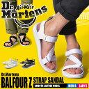 送料無料 ドクターマーチン Dr.Martens バルフォア ゼット ストラップ サンダル ブラック 他全2色DR.MARTENS BALFOUR Z STRA...