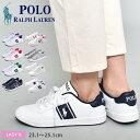ポロ ラルフローレン スニーカー レディース きれいめ POLO RALPH LAUREN キグリー QUIGLEY シューズ 刺繍 歩きやすい おしゃれ かわいい 人気 靴 白 ローカット