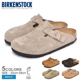 BIRKENSTOCK ビルケンシュトック サンダル ボストン BOSTON BS [普通幅タイプ] 1009542 0560771 0660461 メンズ 靴 シューズ コンフォートサンダル おしゃれ カジュアル シンプル