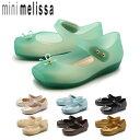 ミニ メリッサ MINI MELISSA ラバーシューズ バレエ SP BB 全7色MELISSA 31465 BALLET SP BBキッズ&ジュニア(子供用...